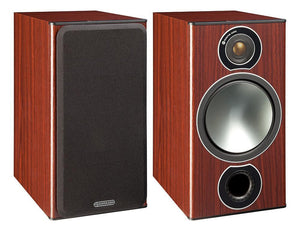 Monitor Audio Bookshelf Speaker Rosemah Monitor Audio Bronze 2 Bookshelf Speakers - Pair