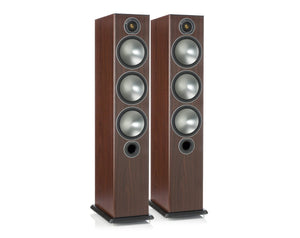 Monitor Audio Floorstanding Speaker Rosemah Monitor Audio Bronze 6 Floorstanding Speakers - Pair