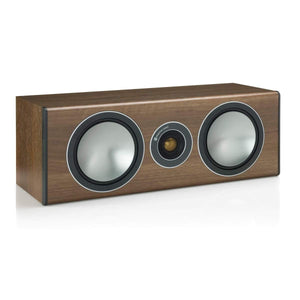 Monitor Audio Centre Speaker Walnut Monitor Audio Bronze Centre Speaker - Each