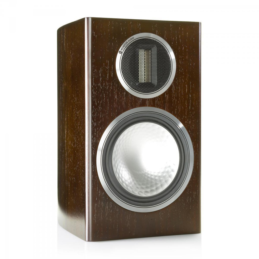 Monitor Audio Gold 100 Bookshelf Speakers - Pair - Ultra Sound & Vision