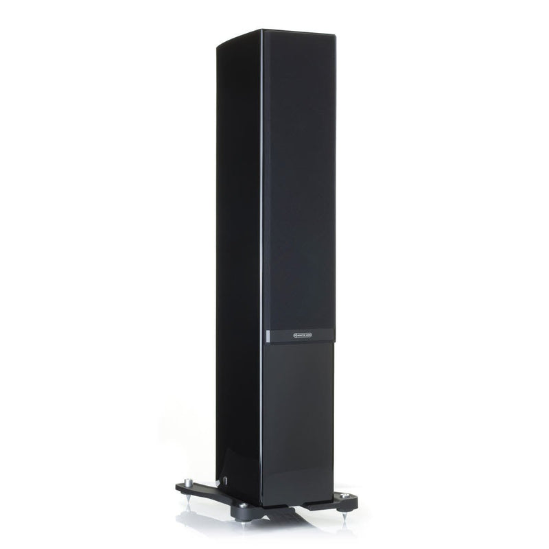 Monitor Audio Floorstanding Speaker Piano Gloss Black Monitor Audio Gold 200 Floorstanding Speaker - Pair