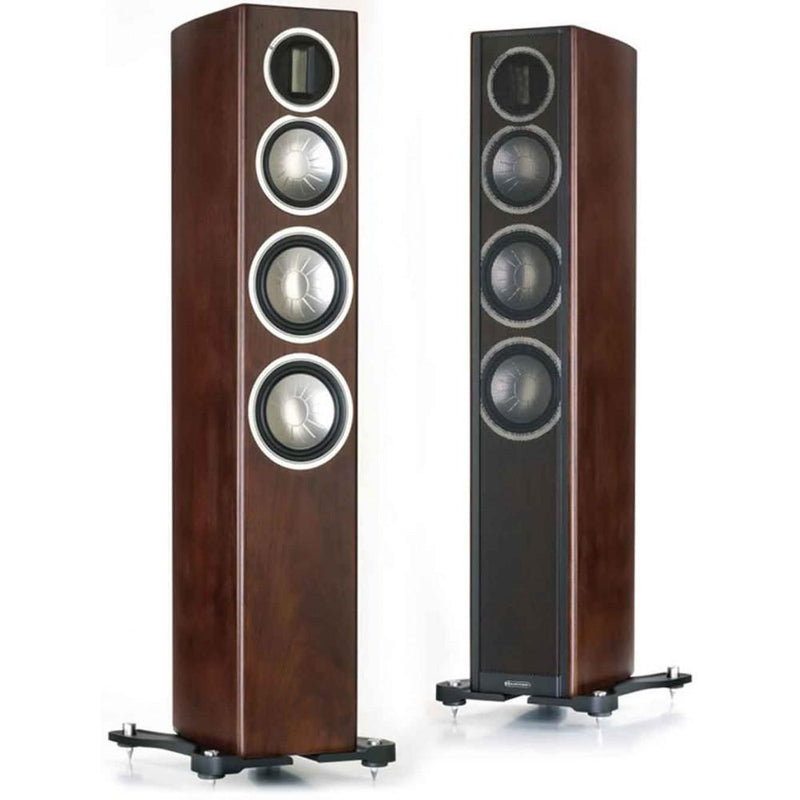 Monitor Audio Floorstanding Speaker Walnut Monitor Audio Gold 200 Floorstanding Speaker - Pair