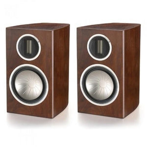 Monitor Audio Bookshelf Speaker Walnut Monitor Audio Gold 50 Bookshelf Speaker - Pair