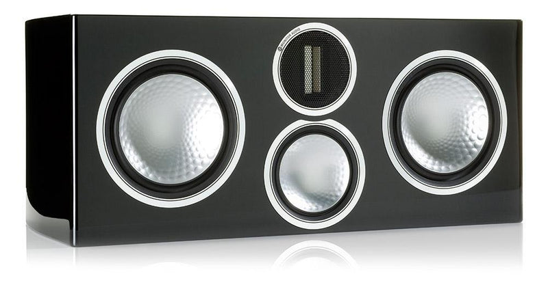 Monitor Audio Centre Speaker Piano Gloss Black Monitor Audio Gold C350 Centre Speaker - Each