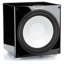 Monitor Audio Subwoofer Piano Gloss Black Monitor Audio Gold W15 Subwoofer
