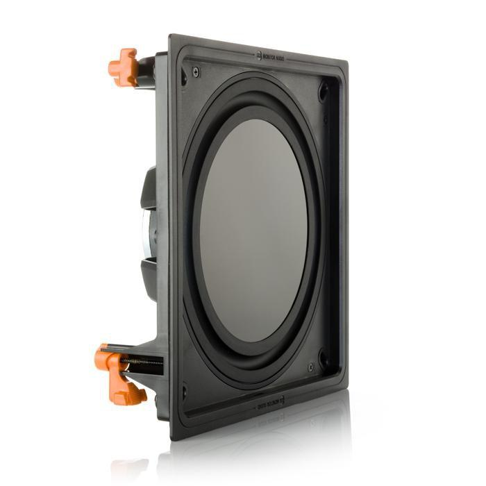 Monitor Audio IWS-10 In-Wall Subwoofer - Each