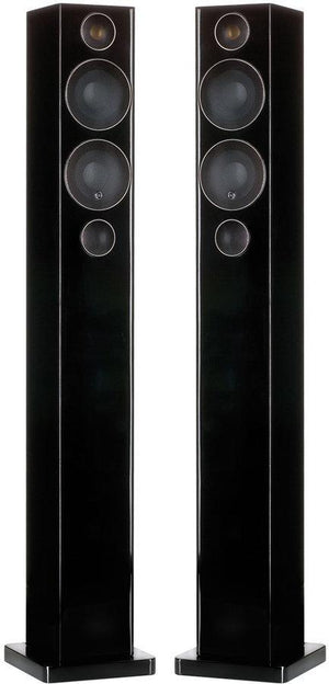 Monitor Audio Floorstanding Speaker Black Monitor Audio Radius 270 Floorstanding Speaker - Pair