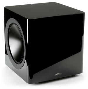 Monitor Audio Subwoofer Black Monitor Audio Radius 390 Subwoofer - Each