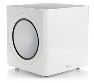 Monitor Audio Subwoofer White Monitor Audio Radius 390 Subwoofer - Each