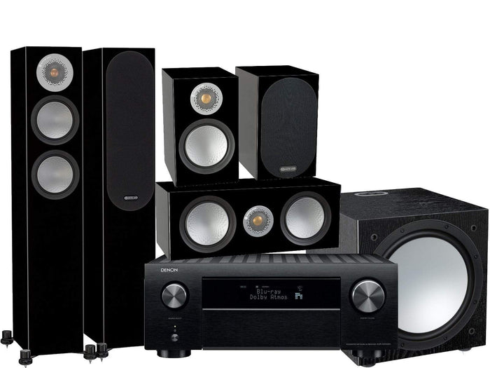 Monitor Audio Silver 200 Cinema Package