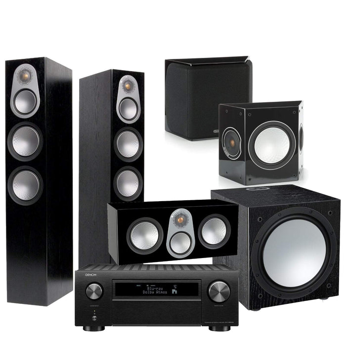 Monitor Audio Silver 300 Cinema Package
