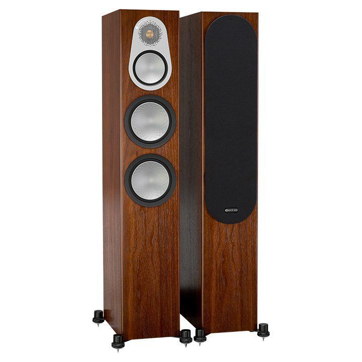 Monitor Audio Silver 300 Floorstanding Speaker - Pair - Ultra Sound & Vision