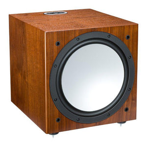 Monitor Audio Subwoofer Black Oak Monitor Audio Silver W-12 Subwoofer - Each