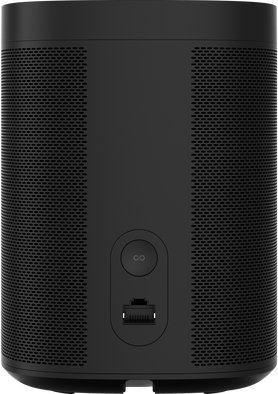 Sonos One SL rear -black