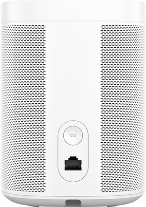 Sonos One SL rear - white