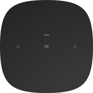 Sonos One SL top - balck