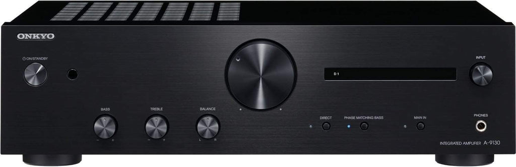 Onkyo A-9130 Integrated Amplifier - Ultra Sound & Vision