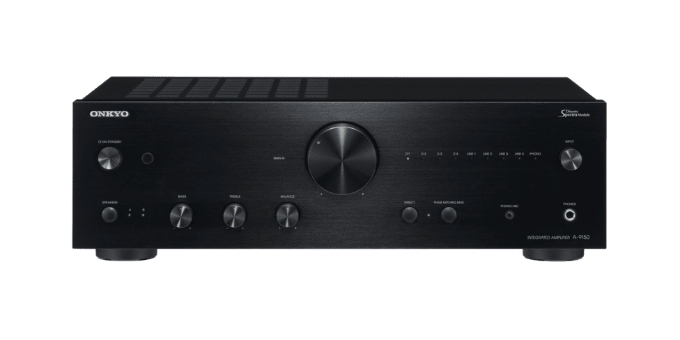 Onkyo A-9150 Integrated Amplifier - Ultra Sound & Vision
