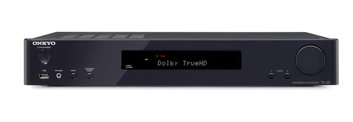 Onkyo TX-L50 5.1 Channel Network A/V Receiver