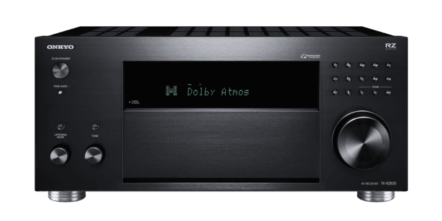 Onkyo TX-RZ830 9.2-Channel Network A/V Receiver