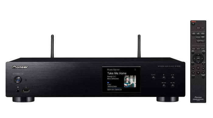 Pioneer N-30AE Network Streamer