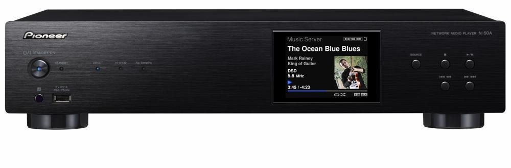 Pioneer N-50A Network Audio Player - Ultra Sound & Vision