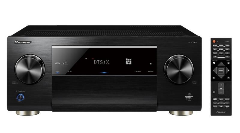 Pioneer SC-LX901 11.2 Channel Class D Network AV Receiver - Ultra Sound & Vision