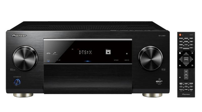Pioneer SC-LX901 11.2 Channel Class D Network AV Receiver