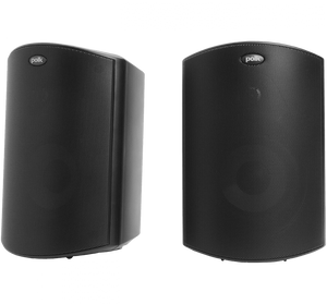 Polk Outdoor Speaker Black Polk Atrium5 Outdoor Loudspeaker - Pair