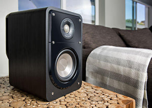 Polk S15 Bookshelf Speaker - Pair - Ultra Sound & Vision