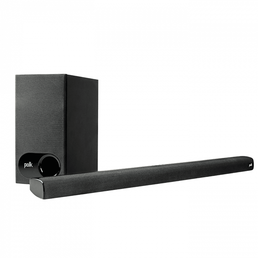 Polk Signa S1 Sound Bar and Wireless Subwoofer - Ultra Sound & Vision