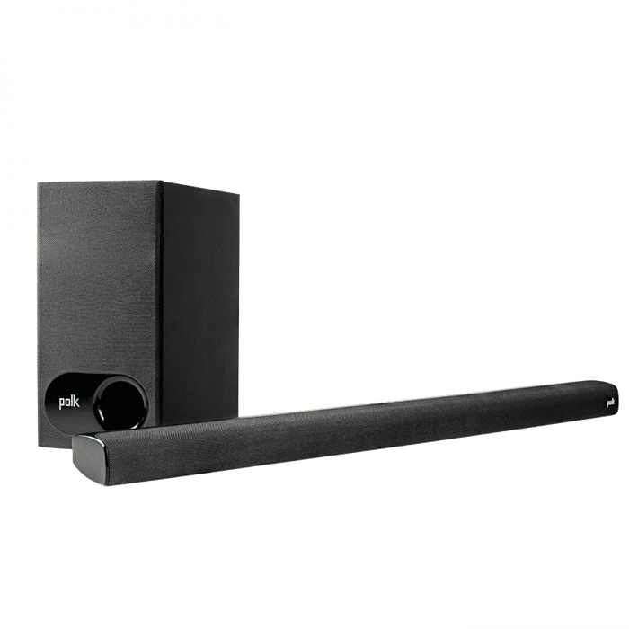 Polk Signa S1 Sound Bar and Wireless Subwoofer