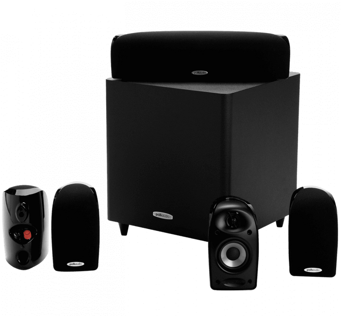 Polk TL 5.1 Home Theater System