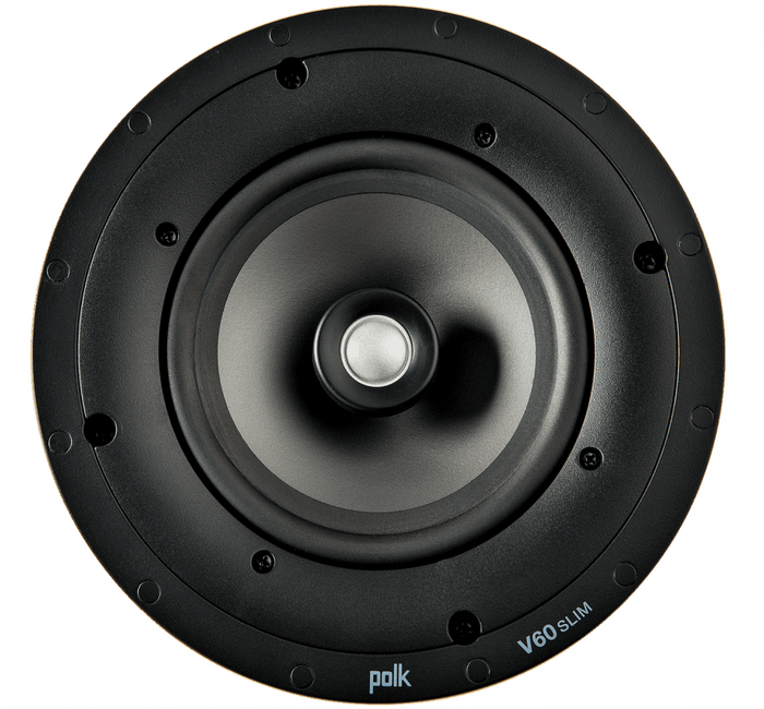 Polk V60Slim In-ceiling Speaker - Each
