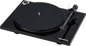Pro-ject Turntable Gloss Black Pro-ject Essential III Turntable
