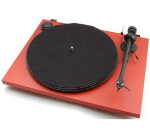 Pro-ject Turntable Red Pro-ject Primary Phono USB Turntable