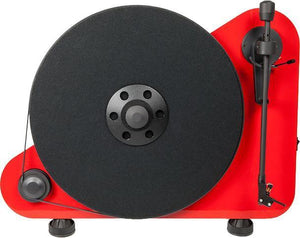 Pro-ject Turntable Red Pro-Ject VT-E Turntable