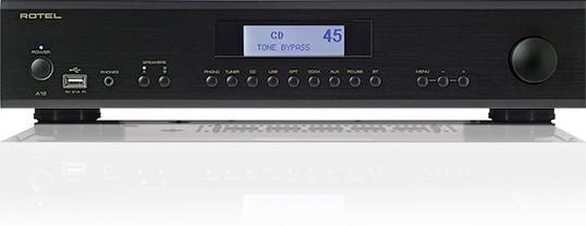Rotel A12 Integrated Amplifier - Ultra Sound & Vision