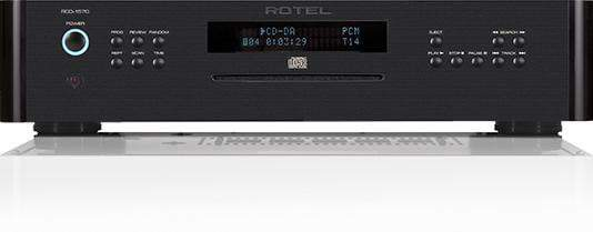 Rotel RCD-1572 CD Player - Ultra Sound & Vision