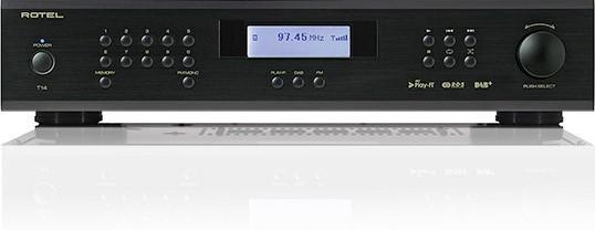 Rotel T14 FM Tuner - Ultra Sound & Vision