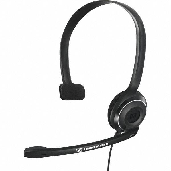 Sennheiser PC 7 USB Headphones - Ultra Sound & Vision