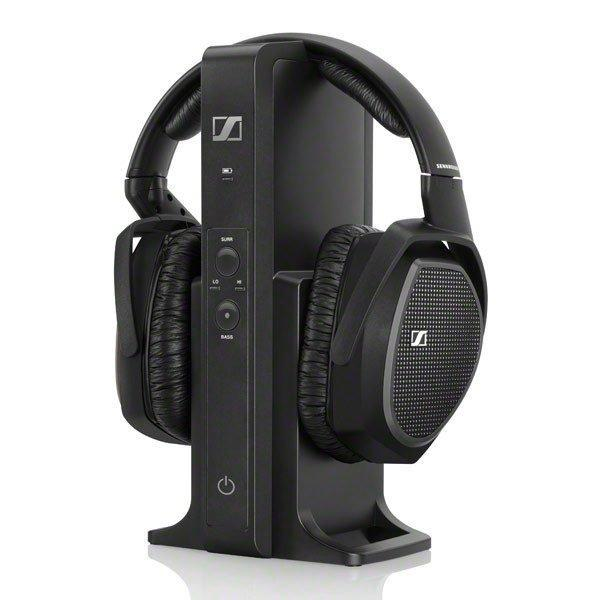 Sennheiser RS 175 Transmitter and Headphones