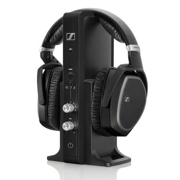 Sennheiser RS 195 Transmitter and Headphones - Ultra Sound & Vision