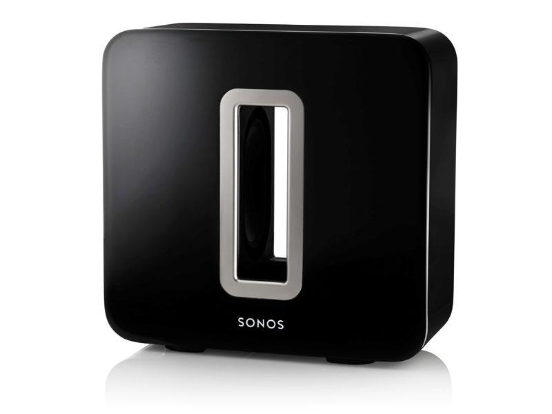Sonos Sub Wireless Subwoofer - Ultra Sound & Vision