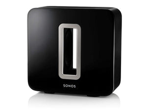 Sonos Subwoofer Black Sonos Sub Wireless Subwoofer