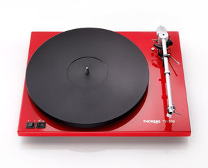 Thorens Turntable Red Thorens TD203 Turntable