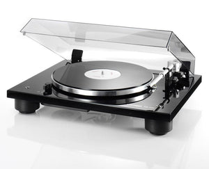 Thorens Turntable Black Thorens TD206 Turntable