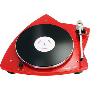 Thorens Turntable Red Thorens TD209 Turntable
