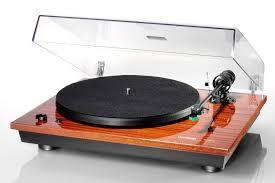 Thorens Turntable Mahogany Thorens TD295 MK IV Turntable