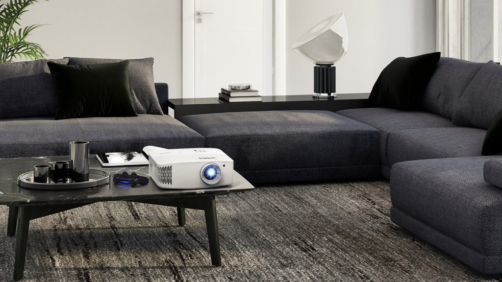 Optoma UHD42 4K UHD gaming and home entertainment projector - Ultra Sound & Vision